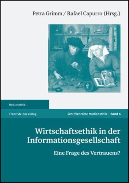 Wirtschaftsethik in der Informationsgesellschaft - Coverbild