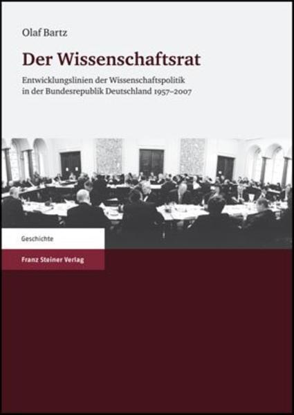 Der Wissenschaftsrat - Coverbild