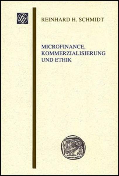 Microfinance, Kommerzialisierung und Ethik  - Coverbild