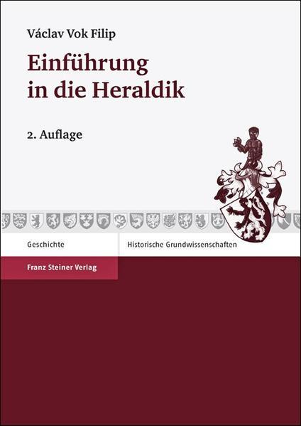 Einführung in die Heraldik - Coverbild