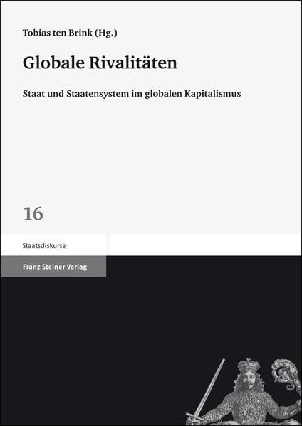 Globale Rivalitäten - Coverbild