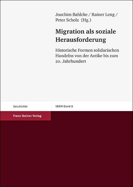 Migration als soziale Herausforderung - Coverbild
