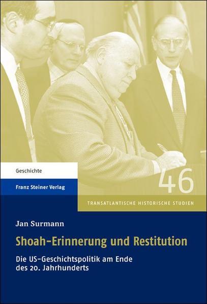 Shoah-Erinnerung und Restitution - Coverbild