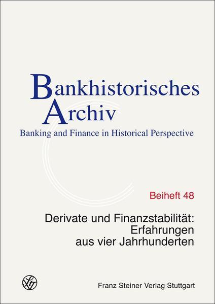 Derivate und Finanzstabilität - Coverbild