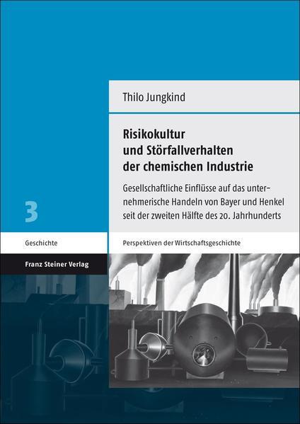 Risikokultur und Störfallverhalten der chemischen Industrie - Coverbild