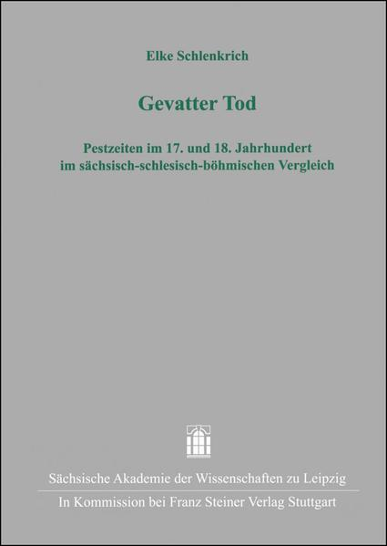 Gevatter Tod - Coverbild