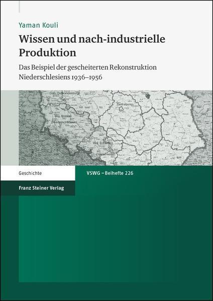 Wissen und nach-industrielle Produktion - Coverbild