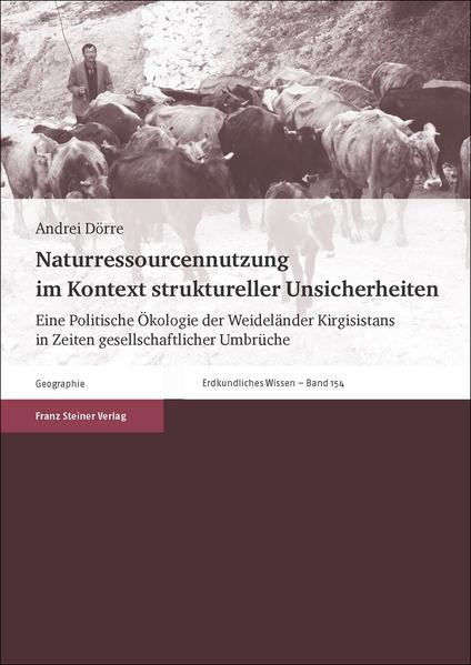 Naturressourcennutzung im Kontext struktureller Unsicherheiten - Coverbild