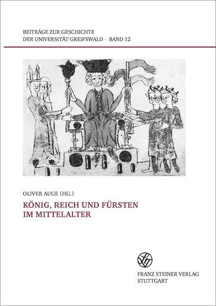 König, Reich und Fürsten im Mittelalter - Coverbild