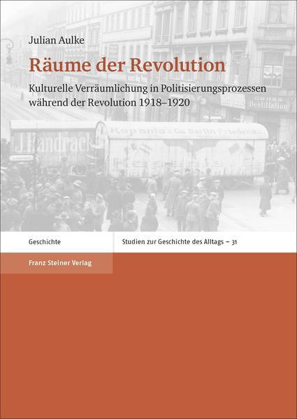 Räume der Revolution - Coverbild