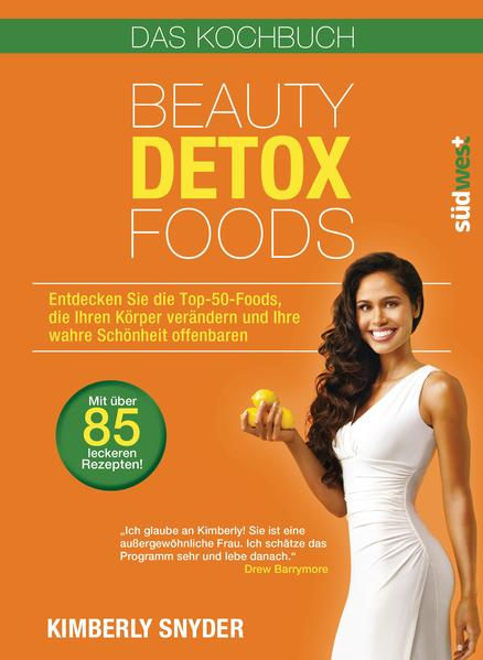 Beauty Detox Foods - Coverbild