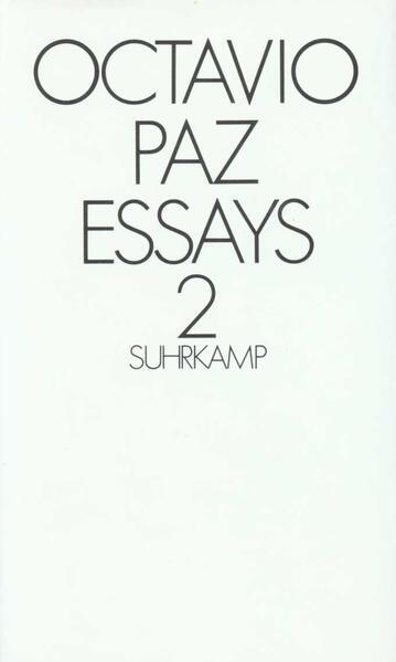 Essays 2 - Coverbild