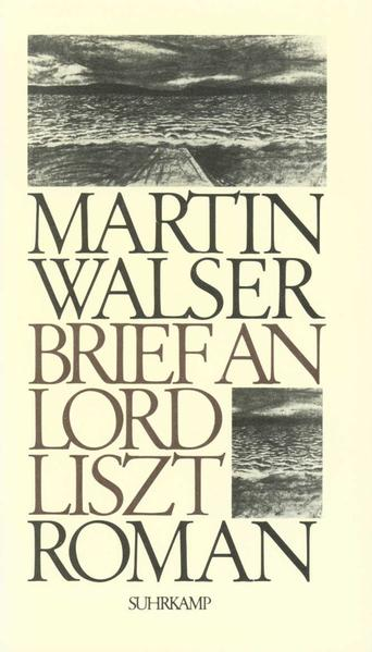 Brief an Lord Liszt - Coverbild