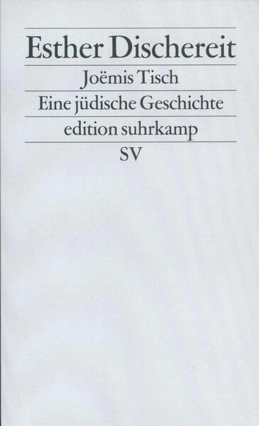 Joëmis Tisch - Coverbild