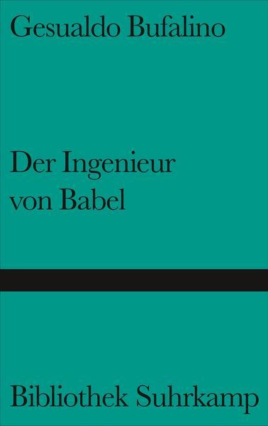 Der Ingenieur von Babel - Coverbild