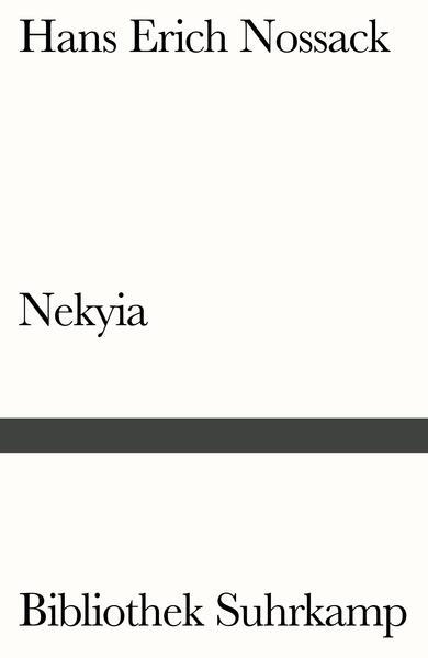 Nekyia - Coverbild