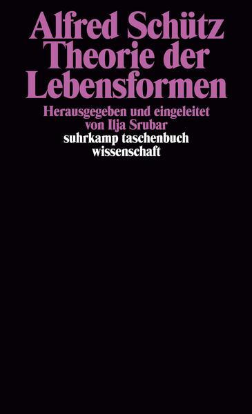 Theorie der Lebensformen PDF Herunterladen