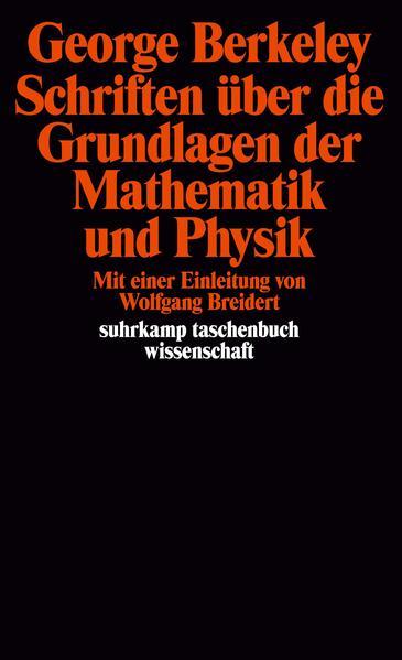 Schriften über die Grundlagen der Mathematik und Physik - Coverbild
