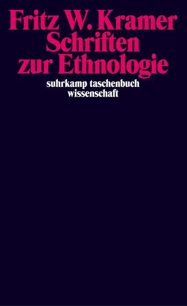 Schriften zur Ethnologie - Coverbild