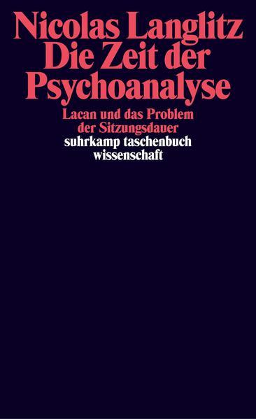 Die Zeit der Psychoanalyse - Coverbild