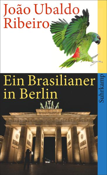 Ein Brasilianer in Berlin - Coverbild