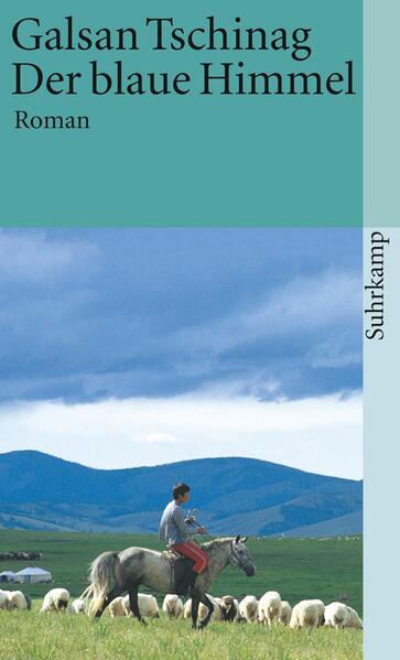 Der blaue Himmel - Coverbild