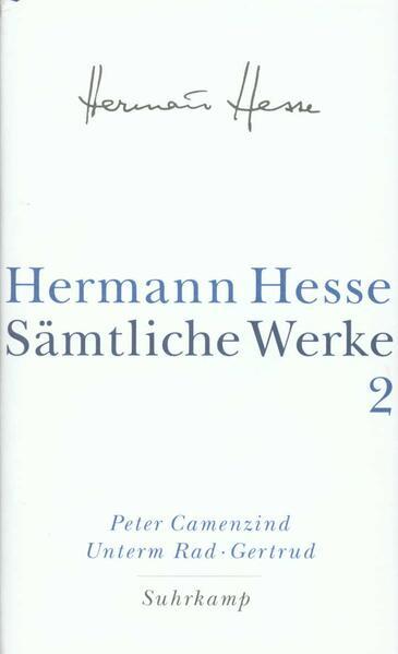 Sämtliche Werke in 20 Bänden und einem Registerband - Coverbild
