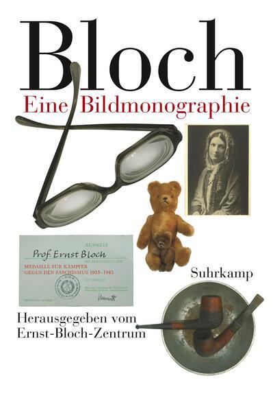 Bloch. Eine Bildmonographie - Coverbild