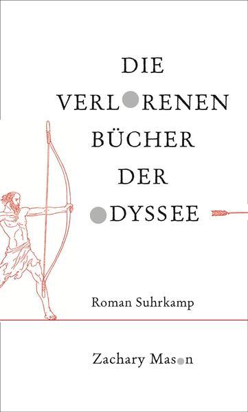 Die verlorenen Bücher der Odyssee - Coverbild