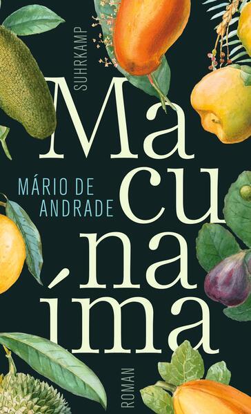 Macunaíma. Der Held ohne jeden Charakter - Coverbild