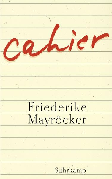 Cahier - Coverbild