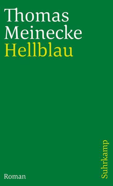 Hellblau - Coverbild