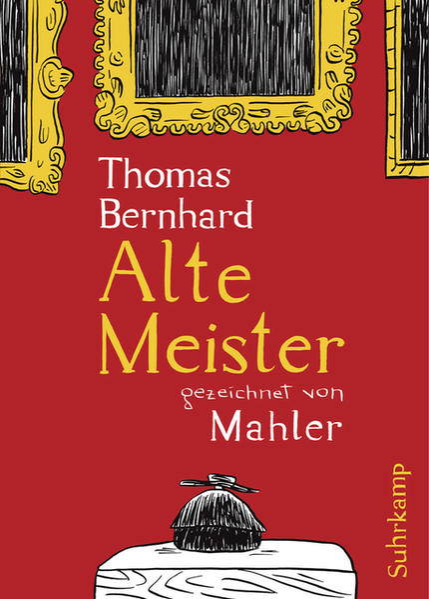Alte Meister - Coverbild