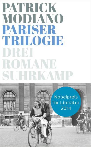 Pariser Trilogie. Abendgesellschaft, Außenbezirke, Familienstammbuch - Coverbild