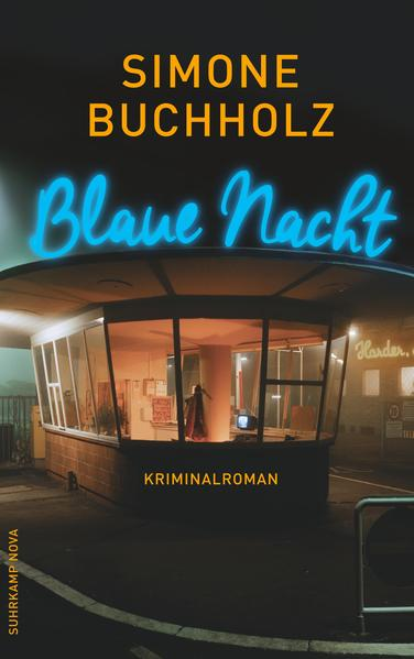 Blaue Nacht - Coverbild