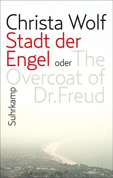 Stadt der Engel oder The Overcoat of Dr. Freud - Coverbild
