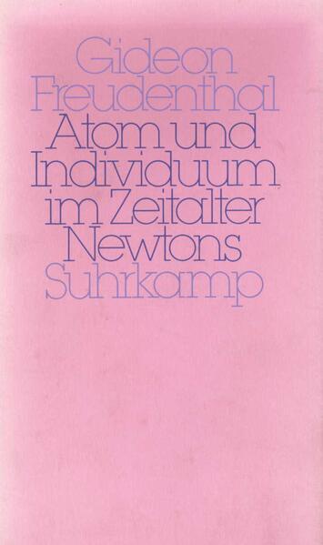 Atom und Individuum im Zeitalter Newtons - Coverbild