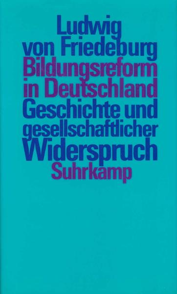 Bildungsreform in Deutschland - Coverbild
