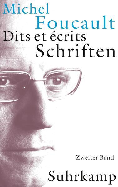 Schriften in vier Bänden. Dits et Ecrits - Coverbild