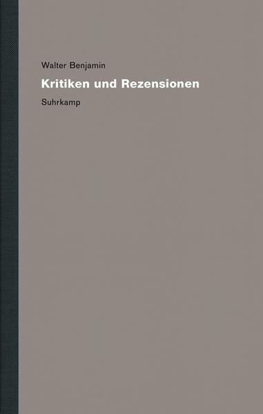 Werke und Nachlaß. Kritische Gesamtausgabe - Coverbild