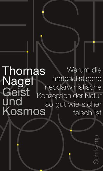 Geist und Kosmos - Coverbild