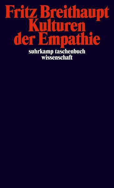 Kulturen der Empathie - Coverbild