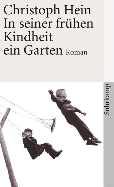 In seiner frühen Kindheit ein Garten - Coverbild