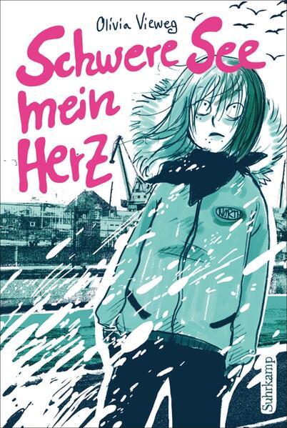 Schwere See, mein Herz - Coverbild