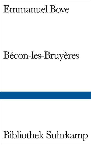 Bécon-les-Bruyères - Coverbild