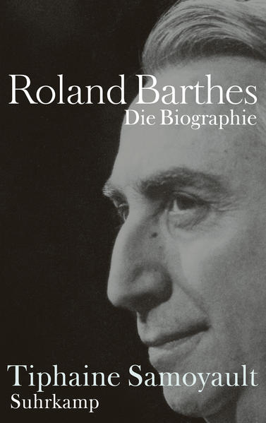 Roland Barthes - Coverbild