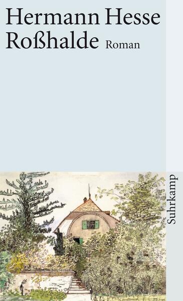 Roßhalde - Coverbild