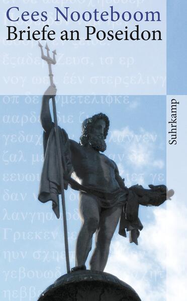 Briefe an Poseidon - Coverbild