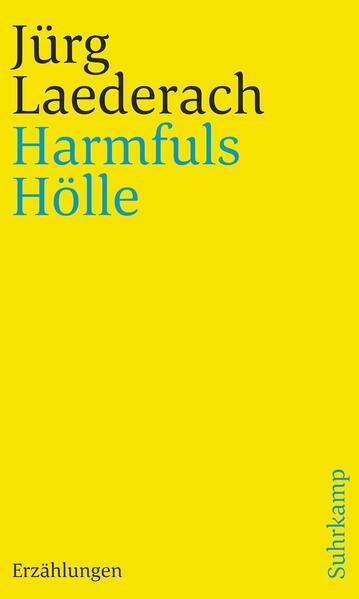 Harmfuls Hölle - Coverbild