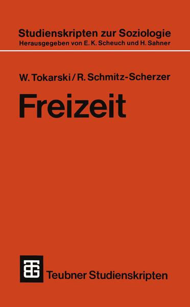 Freizeit - Coverbild